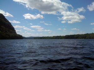 Lake Augusta in the Susquehanna