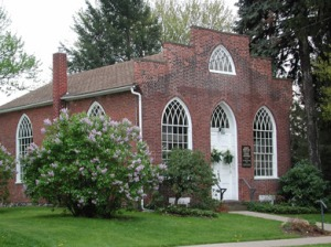 The Priestly Chapel, Northumberland, PA