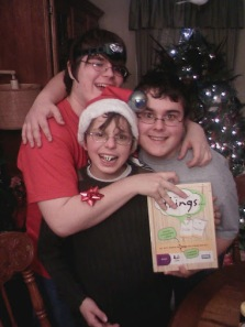 Christmas, 2008