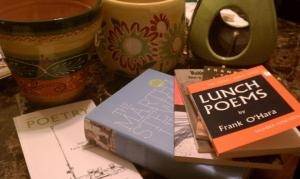 Getting into the spirit of spring with poetry, pottery and. . . wait, Martha Stewart?
