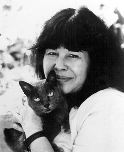 Marge Piercy and Friend