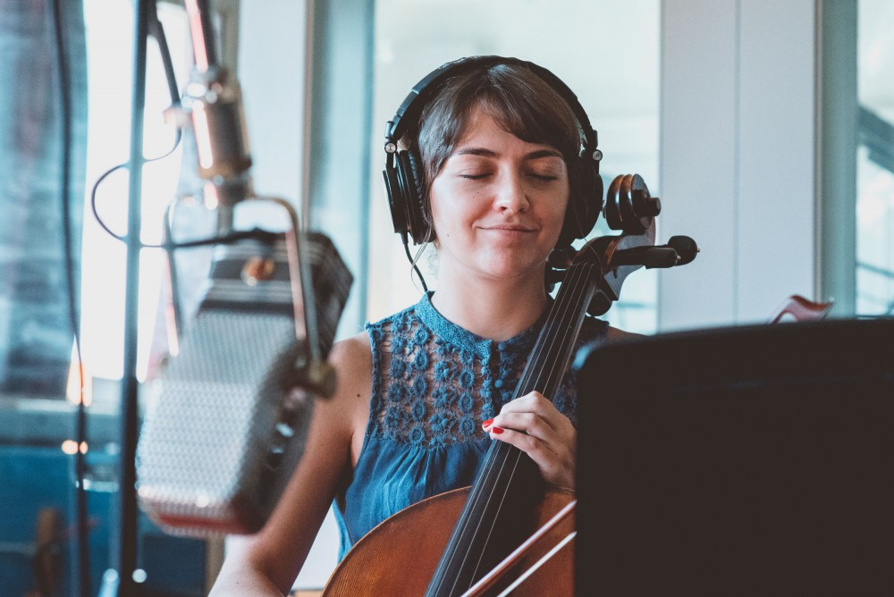 Neyla Pekarek of the Lumineers