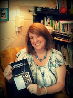 Poet, Marjorie Maddox