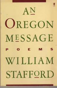 Published in 1987 by William Stafford (Amazon.com photo)