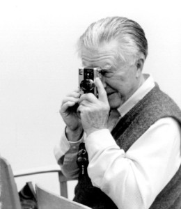 Poet William Stafford (1914-1993) Photo from the William Stafford Archives, Lewis & Clark College