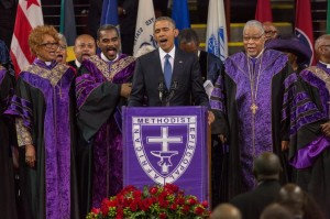 http://www.scmp.com/news/world/article/1827315/amazing-grace-barack-obama-delivers-searing-speech-us-race-relations