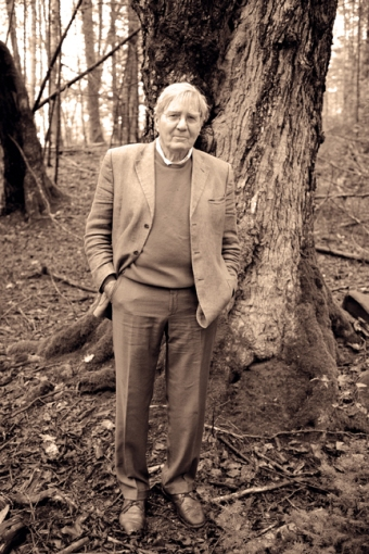 Galway Kinnnell, (c) Richard Brown, GalwayKinnell.com