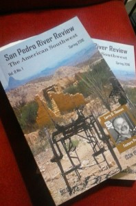 San Pedro River Review, The American Southwest Spring 2016