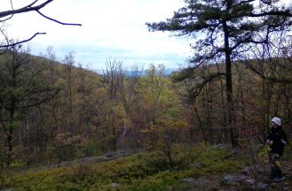 View from the Ridge, Seven Tubs
