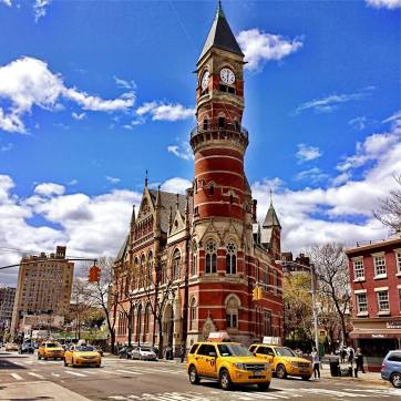 Jefferson Market Library, NY, NY